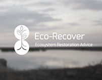 Eco-Recover (Ecosystem Restoration Advice) logotype