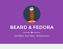 Beard & Fedora