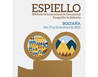 Propuesta para el concurso del cartel de Espiello 2015