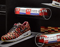 Nike X Roundel by London Underground