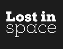 T-shirt Project - Lost in space