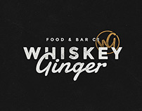 Whiskey Ginger