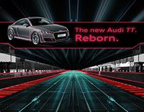 Audi TT Reborn