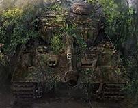 Tiger Bocage