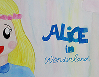 Storybook- Alice in Wonderland
