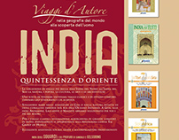 Viaggi d'Autore - India - Seconda Versione