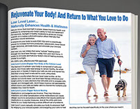 Laser Therapy Campaigns