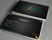 Dextore - Business Card