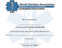 North Carolina Association of EMS