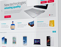 Smarti - 5 predefined e-commerce OpenCart themes