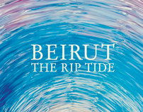 Beirut The Rip Tide Album Redesign On Behance