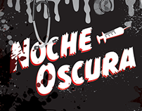 Noche Oscura Thriller Movie Poster