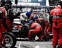 Audi DTM Racing