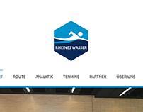 Rheines Wasser Website