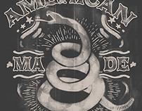 American Born Moonshine T-Shirts