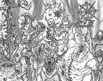 sketch dump (warhammer)