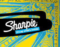 Sharpie.com Redesign