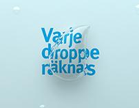 WaterAid - Varje Droppe Räknas