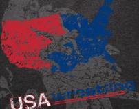 USA Wresting Apparel
