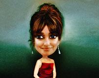 Penelope Cruz Doll