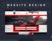 """Vehicle Ecommerece Website Design """"Pacificboeki"""""""