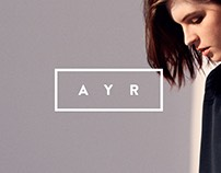 AYR Visual Identity & Web Design