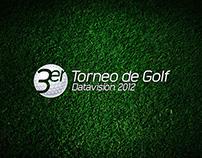 Golf Tournament / Datavision 2012