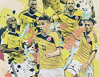 Colombia National Team Tribute