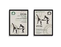 VISUAL IDENTITY | Finta Capoeira