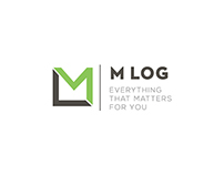 VISUAL IDENTITY | Mlog