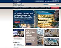 Georgetown University School of Business Online