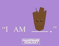 I am Groot & Guardians of the Galaxy