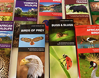 """Pocket Naturalist"" Guides for Waterford Press"