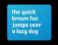 Jelly font prototype