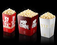 Popcornbägare SF Bio