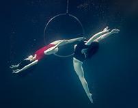 Underwater Lyra