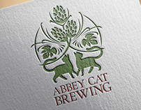Abbey Cat Brewing Logo