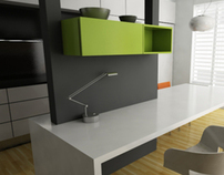 """inetrior design - apartment  """"julie"""""""