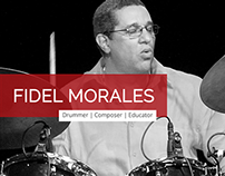 Fidel Morales Website