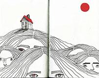 Fall/Winter Sketchbook