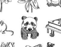 DES016: 12 Digital Sketches
