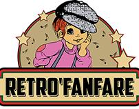 "Tri-Fold ""Rétro'Fanfare"" French band"