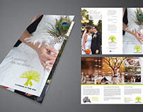 Catering at the Zoo Brochure: Wedding focus