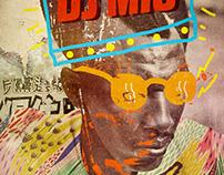 Poster dj MIC