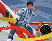 Zhuhai Airshow 2014 Banner