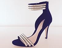 Design de chaussure