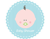 Baby Shower Invitation and Extras