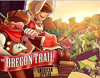 "Oregon Trail ""American Settlers"" - Gameloft"
