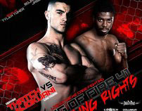 MMA Flyers and Designs