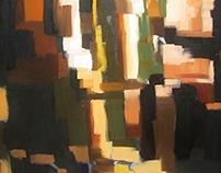 Paintings - Fall 2014